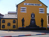 Ulster - Northern Ireland - Belfast: Unionist mural in South Belfast - UFF - Ulster Freedom Fighters (photo by R.Wallace)
