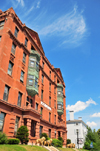 Portsmouth, New Hampshire, USA: Rockingham Hotel - State Street  - New England - photo by M.Torres
