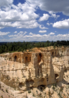 Bryce Canyon National Park, Utah, USA: eroded formations know as The Windows - photo by C.Lovell