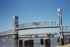 Jacksonville / JAX / CRG (Florida): bridge over the St. Johns river (photo by M.Torres)