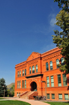 Golden, Jefferson County, Colorado, USA: Colorado School of Mines - Division of Economics and Business - photo by M.Torres