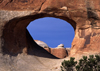 Arches National Park, Utah, USA: Tunnel Arch - photo by C.Lovell
