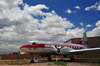 Valle-Williams, Arizona, USA: Western Airlines Convair CV240-1 N240HH CN 47 - Planes of Fame Air Museum - Gand Canyon Valle Airport (40G) - photo by M.Torres