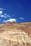 Death Valley National Park, California, USA: eroded slope on the Amargosa Range - photo by M.Torres