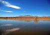 Bosque del Apache National Wildlife Refuge, Socorro County, New Mexico, USA: Rio Grande floodplain administered administered by the U.S. Fish and Wildlife Service - photo by M.Torres