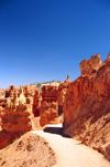 Bryce Canyon National Park, Utah, USA: Sunset Point - Navajo Loop Trail - photo by M.Torres
