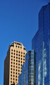 Oklahoma City, OK, USA: Leadership Square and City Place, formerly Ramsey Tower - Business District - photo by M.Torres