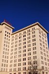 Oklahoma City, OK, USA: Colcord Hotel - the first skyscraper in the city - 15 N. Robinson Avenue - luxury boutique hotel, built in 1909 as an office tower - photo by M.Torres