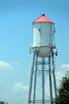 Jeffersonville, Clark County, Indiana, USA: Water Tower Square - photo by M.Torres
