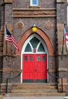 Charlotte, North Carolina, USA: St. Peter's Episcopal Church - West Seventh Street - Anglican Communion - photo by M.Torres