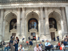 Manhattan (New York): New York Public Library (photo by Llonaid)