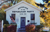 Ripon (Wisconsin): Birthplace of the Republican Party - GOP - founding building - photo by G.Frysinger