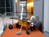 Manhattan (New York City): Upper West Side - American Museum of Natural History - Mars rover - photo by M.Bergsma