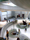 Manhattan (New York City): American Museum of Natural History - interior - photo by M.Bergsma