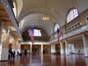 New York City: Ellis Island - hall - photo by M.Bergsma