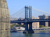 New York City: Manhattan Bridge - photo by M.Bergsma