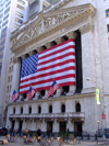 Manhattan (New York City): the Stock Exchange - NYSE - photo by M.Bergsma