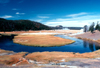 Yellowstone NP, Wyoming, USA: Madison River - meander - Unesco world heritage site - photo by J.Fekete