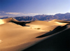 USA - Death Valley (California): sand dunes - desert - Mesquite Dunes - vale da morte - photo by J.Fekete
