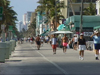 Fort Lauderdale / FLL / FXE (Florida): promenade (photo by S.Young)