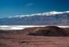 USA - Death Valley National Park (California): Panamint Range - snowy peaks overlooking Death Valley - photo by J.Fekete