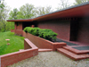 USA - Quasqueton - Buchanan County (Iowa): Cedar Rock house - designed by architect Frank Lloyd Wright for Lowell Walter - photo by G.Frysinger