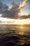Key West / EYW (Florida): sunset (photo by Nacho Cabana)