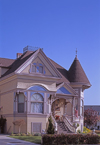 Salinas (California): Steinbeck's House - Monterey County - photo by A.Bartel