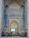 Uzbekistan - Samarkand: Registan square - niche (photo by Dalkhat M. Ediev)