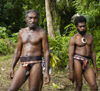 Vanuatu - Two men, AmbrymIsland - photo by B.Cain