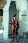 Holy See - Vatican - Rome - Swiss Guards (photo by Juraj Kaman)