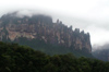 183 Venezuela - Bolivar - Canaima National Park - the Auyan tepuy seen from rio Churun - photo by A. Ferrari