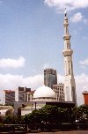 Venezuela - Caracas: the Mosque (photo by M.Torres)