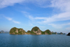 Halong Bay - Vietnam: horizon - photo by Tran Thai