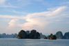 Halong Bay - Vietnam: limestone islets - photo by Tran Thai