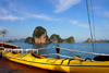 Halong Bay - Vietnam: kayak - photo by Tran Thai