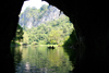 Ba Be National Park - vietnam: Puong Cave through which the Nang River flows - photo by Tran Thai