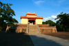 Hue - Vietnam: Minh Mang Mausoleum - the tomb - photo by Tran Thai