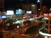 Ho Chi Minh city / Saigon / TPHCM: view from Rooftop Bar - Rex Hotel (photo by Robert Ziff)