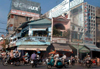 Ho Chi Minh city / Saigon: Street scene in front of Binh Tanh market (photo by Robert Ziff)