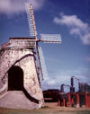 US Virgin Islands - St. Croix: windmill (photo by Huck Jordan)
