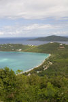 US Virgin Islands - St. Thomas - Magens Bay and Hans Lollick island (photo by David Smith)