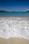 US Virgin Islands - St. Thomas - Magens Bay: beach - surf (photo by David Smith)