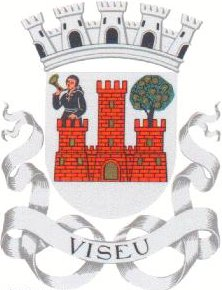 City of Viseu - civic arms