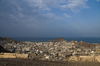Aden, Yemen: view over crater suburb of Aden - Arabian Sea - photo by J.Pemberton