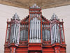 Lusaka, Zambia: organ at the Anglican Cathedral of the Holy Cross - Independence Avenue - photo by M.Torres