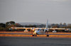 Lusaka, Zambia: Britten-Norman BN-2T Turbine Islander, used by Airborne Petroleum Geophysics for geophysics surveys, carries a airborne gravimeter - Lusaka / Kenneth Kaunda International Airport - LUN - photo by M.Torres