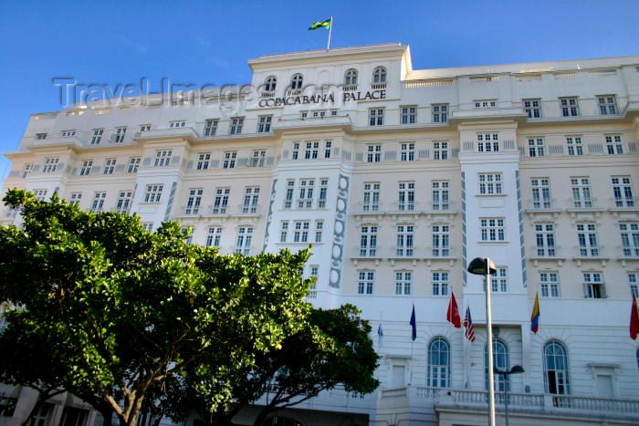 Brazil199 Brazil Brasil Rio De Janeiro Copacabana Palace Hotel 5 Star