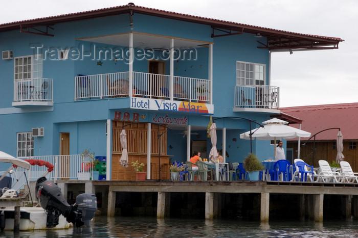 File Panama169 Panama Bocas Del Toro Isla Colon Hotel Vista Mar Photo By H Olarte